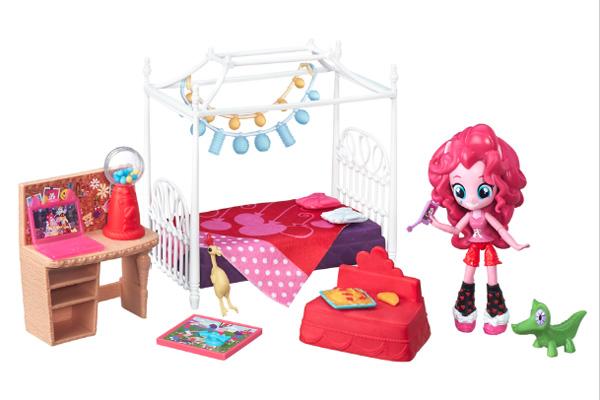 Equestria Girls Mini, muñequitas coleccionables.