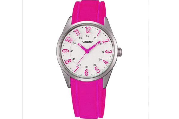 Reloj Orient fucsia