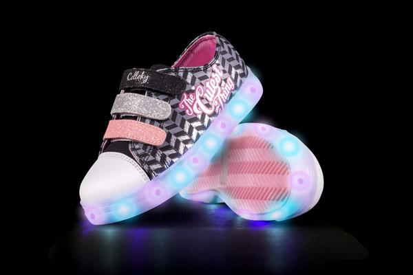 Zapatillas luminosas Colloky