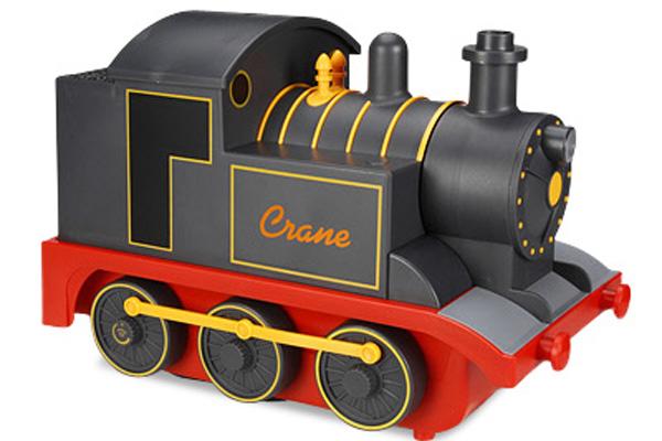 Tren de Green Toys disponibles en Bebé Urbano.
