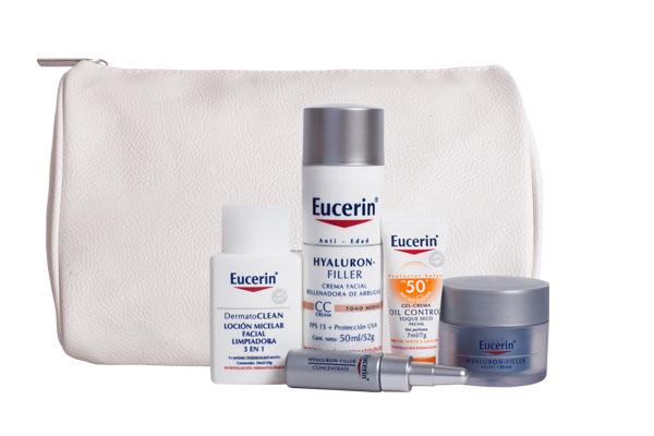 Pack Eucerin Hyaluron Filler CC Cream para piel normal a mixta.