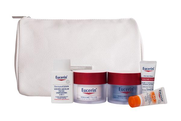 Eucerin Volume Filler para contornos faciales.