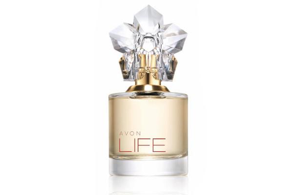 Avon Life co creada con Kenzo Takada
