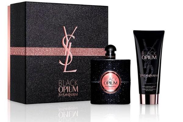 Cofre Black Opium.