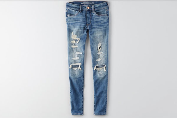 Jeans American Eagle.