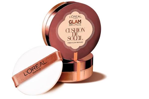 Glam Bronze de L'Oreal. Perfecto para lucir el bronceado este verano.
