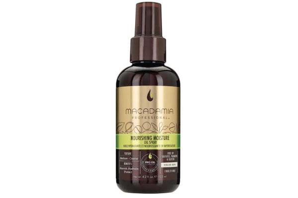 Aceite para el cabello Macademia Pro Nourishing.