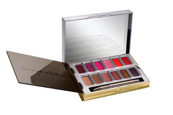 Paleta de color para los labios Vice.
