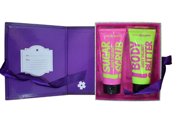 Pack de cremas disponibles en The Republic of Beauty.