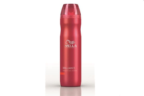 Wella Brilliance Shampoo.