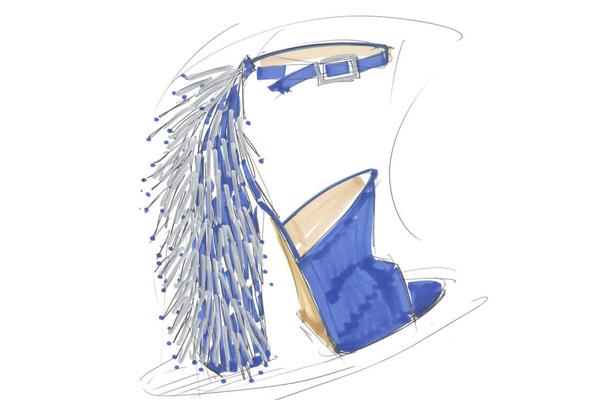Los distintos zapatos tendrán un precio que variará entre los 56 y 283 euros.