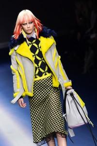 New York Fashion Week Desigual - Runway