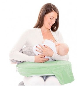 My Brest Friend es una almohada de lactancia que permite dar pecho de manera muy cómoda. La encuentras en Babytuto.cl