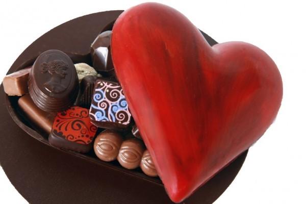 Los chocolates Damien Mercier también son una excelente alternativa para regalar.