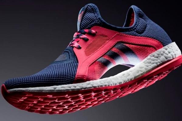 PureBoost X de Adidas.