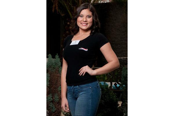 Tamara Nakamura (23 años), Santiago Centro