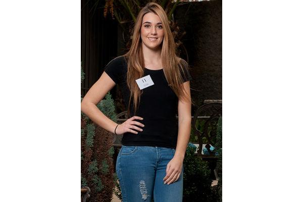 Sophie Maxwell (20 años), Las Condes, Santiago