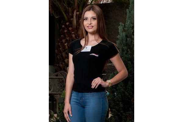 Tahira García (21 años), La Cisterna, Santiago