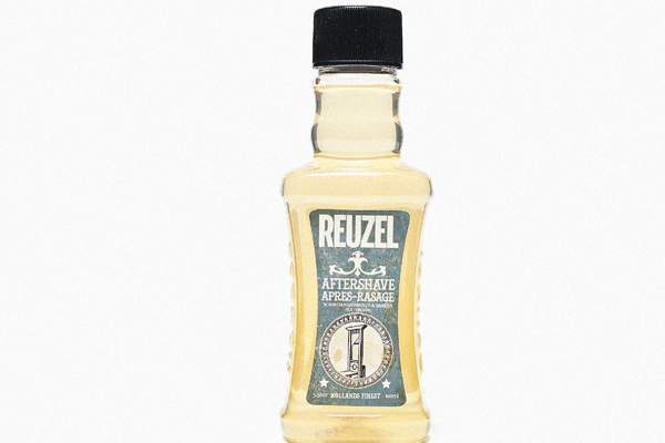 After Shave Reuzel.