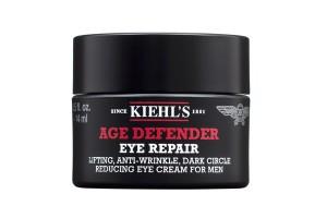 Age Defender Eye Repair (Kiehls): Una crema para hombres que levanta, disminuye las arrugas y disminuye las manchas oscuras