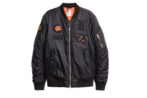 Bomber disponible en H&M