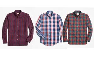 Brooks Brothers celebra el día del padre con una fina selección de camisas pensadas en los diferentes estilos.