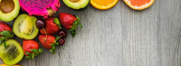 destacada frutas