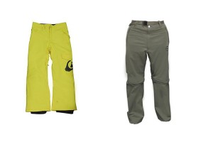 Pantalones de nieve disponibles en Galpón54