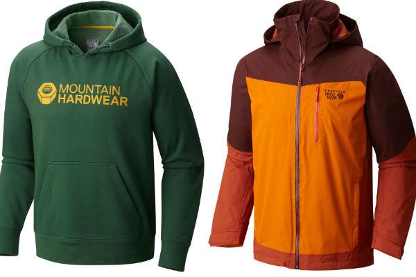 La ropa de Mountain Hardwear es perfecta para el invierno.
