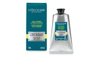 Las notas picantes y acuáticas de L'Homme Cédrat infunden este After Shave Gel-Crema, dejando un aroma fresco y tonificante sobre la piel.