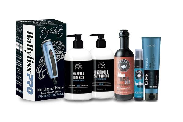AG Hair, reconocida marca canadiense llega a Chile con una línea especial para hombres AG Style con productos que se destacan por tener más de una función, haciendo de la rutina de belleza masculina un proceso eficiente y eficaz.