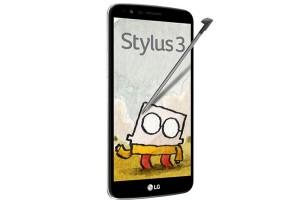 Smartphone LG Stylus 3.