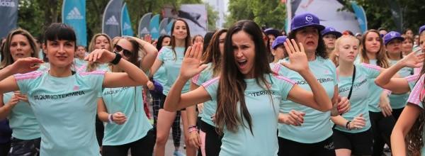 Miles de mujeres disfrutarán una movida clase de Dance