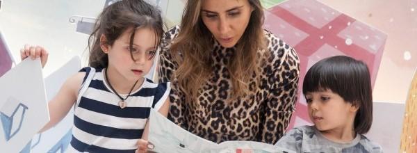 En Alto Las Condes puede compartir cuentos navideños junto a tus hijos