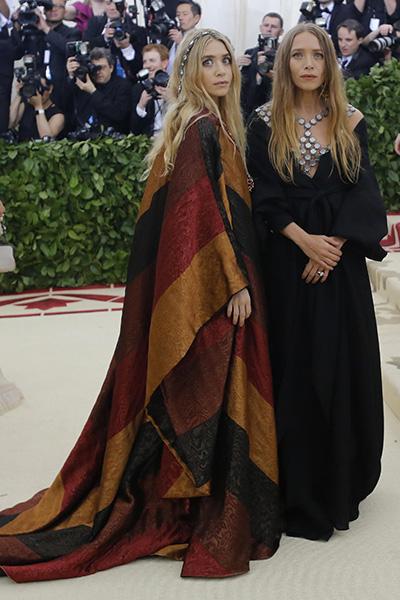 Ashley Olsen y Mary-Kate Olsen