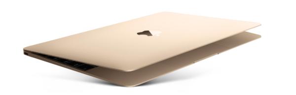 Obsequia a mamá la capacidad para trabajar en movimiento, o navegar en internet detenidamente, desde cualquier lugar con la notebook más delgada y ligera de Apple. Está disponible en cuatro colores: Oro, Oro Rosa, Gris Espacial o Plata.