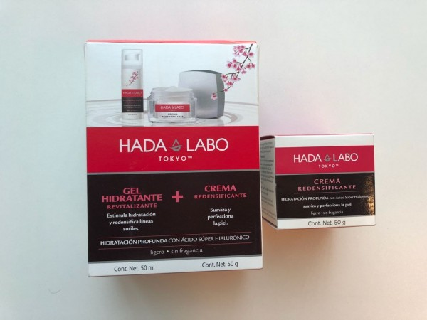 Con estos productos coreanos de Hada Labo tendrás tu piel muy bien cuidada