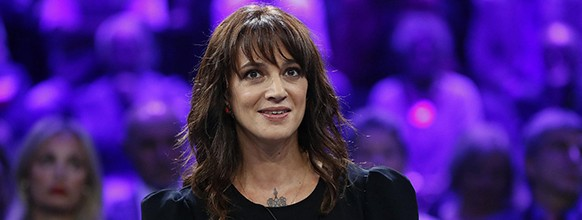 Rome (Italy), 30/09/2018.- Italian actress Asia Argento during the Italian La7 TV program 'Non e l'Arena', conducted by Massimo Giletti, in Rome, Italy, 30 september 2018. According to reports, Argento was speaking about a scandal that broke out in August 2018 after she was accused of sexual assault by actor Jimmy Bennett in New York Times. Asia Argento denied any sexual contact with Bennett. Argento was among first women who publicly accused Harvey Weinstein of rape in October 2017. (Italia, Nueva York, Roma) EFE/EPA/RICCARDO ANTIMIANI Italian actress Asia Argento interview in Italian TV
