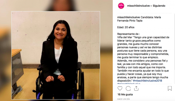 María Fernanda Pinto Tapia