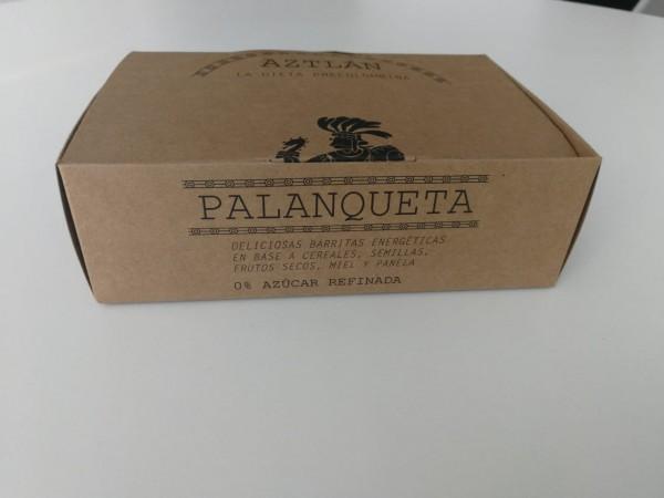 Estas deliciosas barritas energéticas a base de frutos secos y semillas son un excelente regalo para quienes siguen una vida sana.