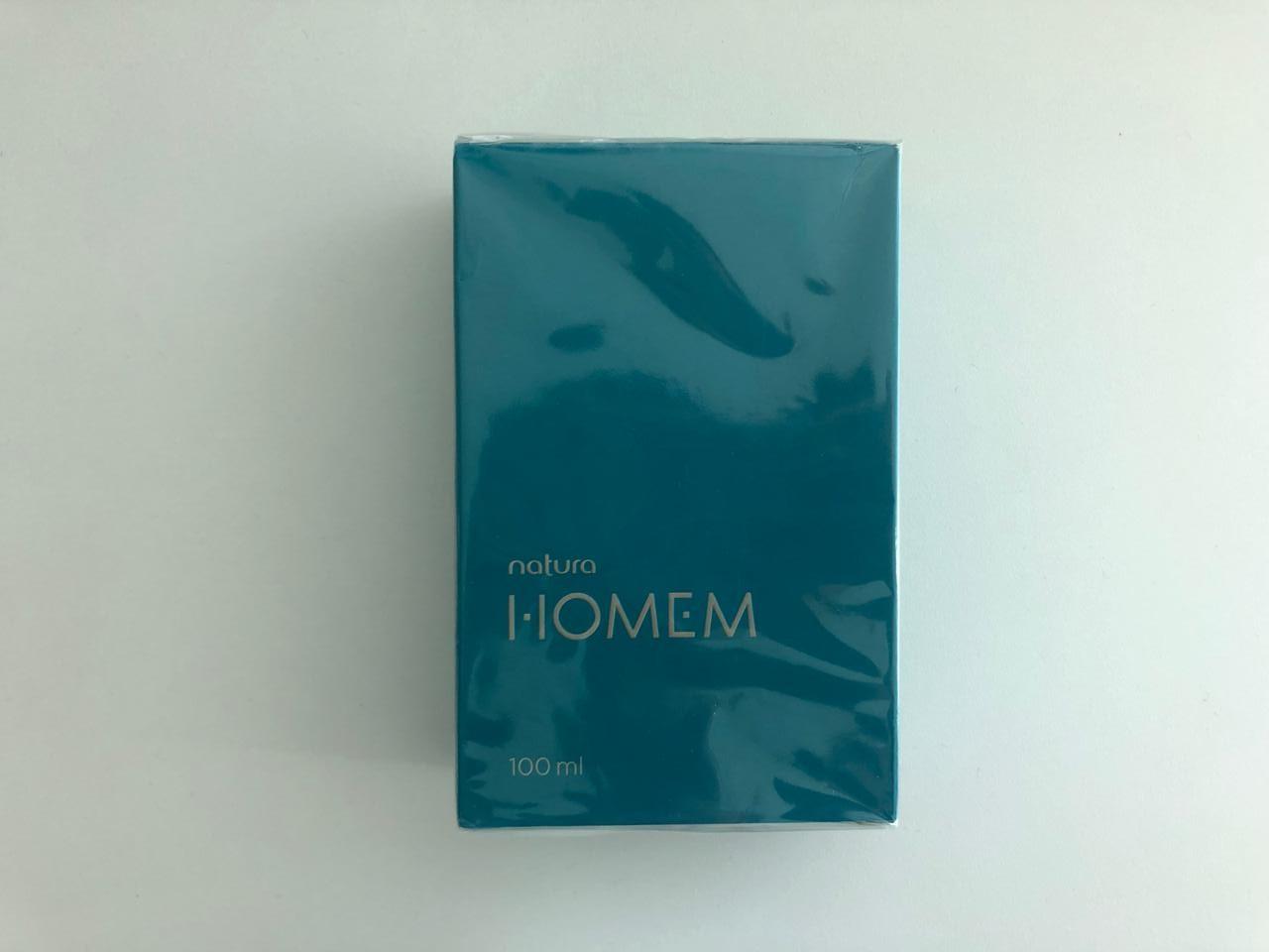 Este perfume Homem de Natura tiene notas Amaderado, Sensual, Cashmeran.