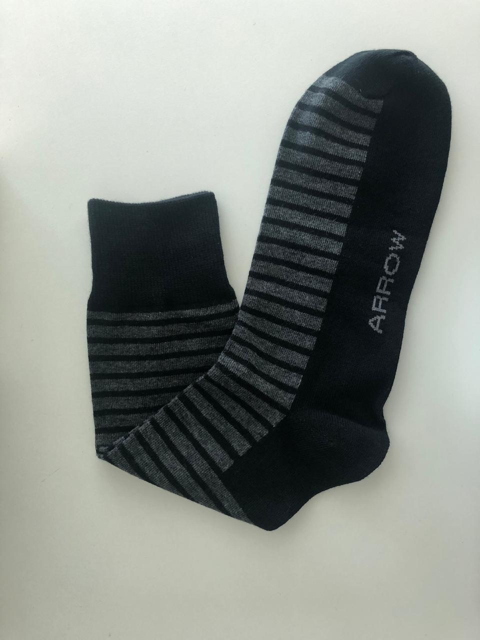 Lo calcetines nunca están demás y  en Arrow lo saben, por eso cuentan con variados diseños de la mejor calidad.