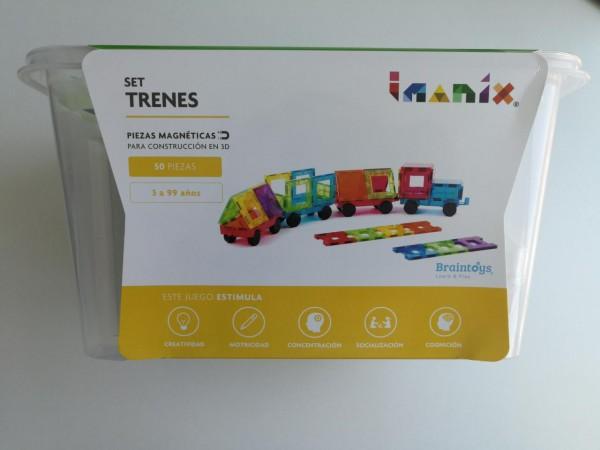 Braintoys presenta la nueva gama de juguetes didácticos Imanix, que cumplen el doble rol de entretener y estimular la imaginación.