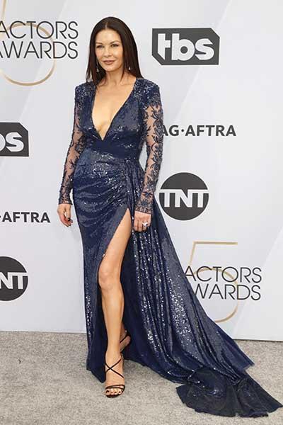 atherine Zeta-Jones
