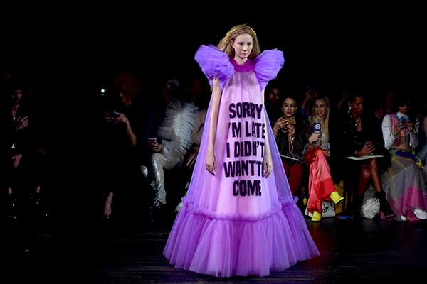 Semana de la Moda de Alta Costura de París