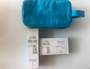 Con estos productos para el cuidado personal de  Natura disfrutarán el uno del otro.