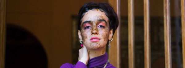 Photographer: Hind Bouqartacha Model: Meryem Tililia Oulhaji Photo credit: Hind Bouqartacha/#Muéstranos/Getty Images