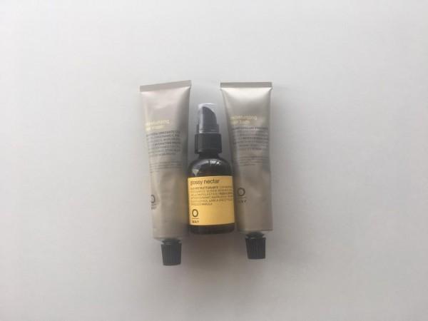 Con este set de productos capilares orgánicos de la marca italiana Oway, tu cabello brillará como nunca.