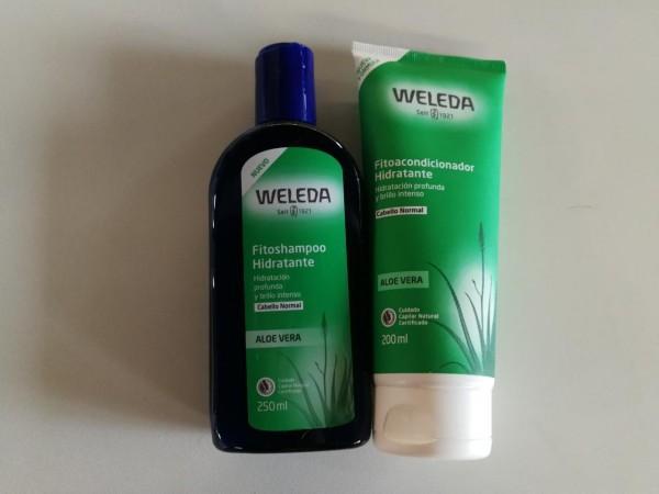 Este shampoo y acondicionador de Weleda dejará el pelo de mamá suave y radiante.