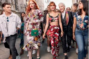 Imagen: Captura sitio web Dolce & Gabbana